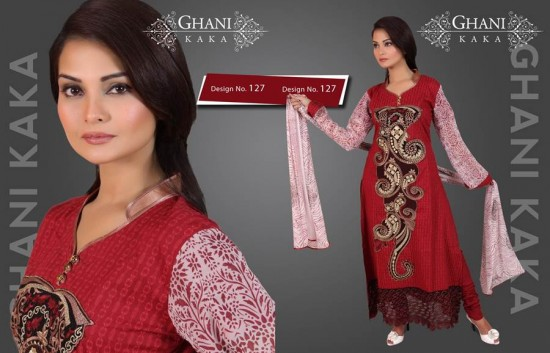 Ghani Textiles Spring Collection 4