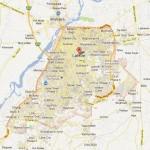 Lahore City Map