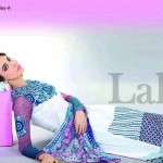 Lala Textiles Celebrity Lawn Collection Designed By Sana Samia
