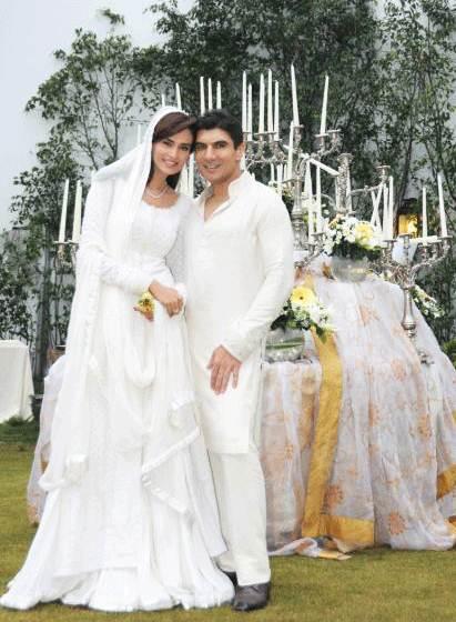 Mehreen Syed Wedding