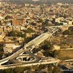 Metro Bus Route Lahore Bird Eye View 2