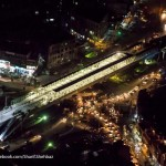 Metro Bus Route Lahore Bird Eye View 3