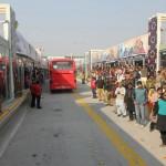 Metro Bus service Lahore Inauguration on Feb 10, 2013 (16)