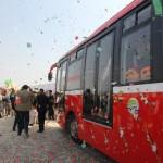 Metro Bus service Lahore Inauguration on Feb 10, 2013 (2)