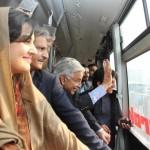 Metro Bus service Lahore Inauguration on Feb 10, 2013 (28)