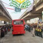 Metro Bus service Lahore Inauguration on Feb 10, 2013 (9)