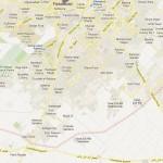 NA 84 Faisalabad City Consituency Map