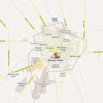 Nawabshah Benazir abad City Map
