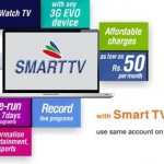 PTCL EVO Smart TV App For Live TV Channels