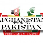 Pakistan VS Afghanistan Cricket Series 2013
