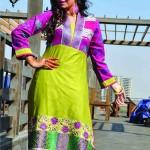 Rujhan Fabrics Lawn 1