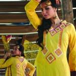 Rujhan Fabrics Lawn 12