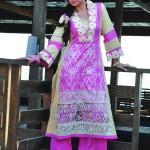 Rujhan Fabrics Lawn 13