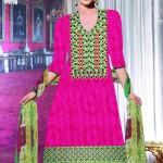 Rujhan Fabrics Lawn 2