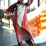 Rujhan Fabrics Lawn 3