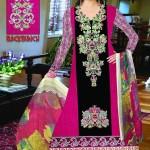 Rujhan Fabrics Lawn 4