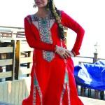 Rujhan Fabrics Lawn 9