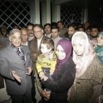 Shahbaz Sharif travel in Metrobus Lahore 11