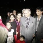 Shahbaz Sharif travel in Metrobus Lahore 3