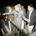 Shahbaz Sharif travel in Metrobus Lahore 5