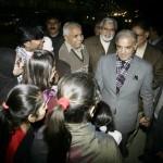 Shahbaz Sharif travel in Metrobus Lahore 6