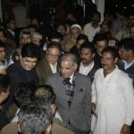 Shahbaz Sharif travel in Metrobus Lahore 8