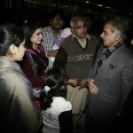 Shahbaz Sharif travel in Metrobus Lahore 9