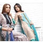 Shariq Textiles Summer Lawn 1