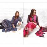 Shariq Textiles Summer Lawn 9