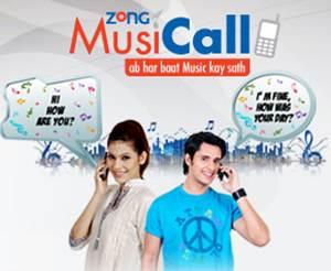 Zong Music Call