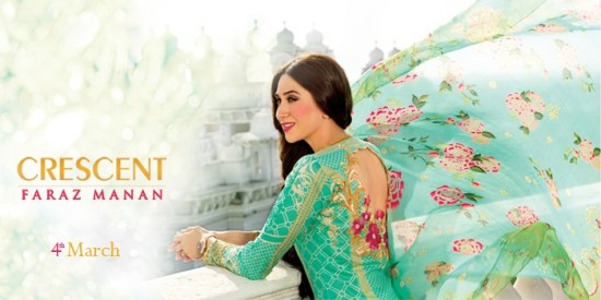 Crescent Lawn Summer Collection 1