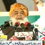 Fazal ul Rehman Address at Minar-i-Pakistan Lahore