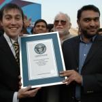 Guinness World Record Pakistan 1