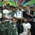 Guinness World Record Pakistan 3