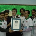 Guinness World Record Pakistan 5