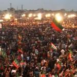 IMran Khan PTI Jalsa in Lahore Minar i Pakistan