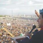 Imran Khan Address Jalsa in Peshawar