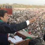 Imran Khan PTI Jalsa in Peshawar City