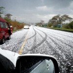 Islamabad Hailstorm 1