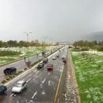 Islamabad Hailstorm 2