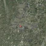 Jhang City Satellite Map