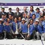 Karachi Blues Won Quaid e Azam Trophy 2012-13