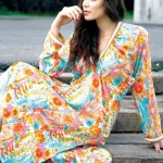 Komal Summer Lawn By Lakhany Silk Mills