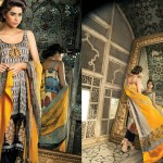 Mahnoush Designer Lawn Spring Summer Collection