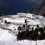 Malam Jabba Swat PTDC Hotel old view