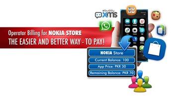 Mobilink Nokia App Store