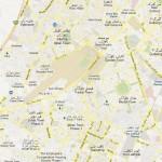 NA-126 Lahore Areas Map, Gulberg, Garden, Faisal, Iqbal, Faisal, Muslim, Johar, Model Town, Township