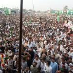 Nawaz Sharif PMLN Jalsa in Mardan 8-3-2013 b