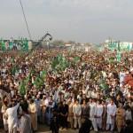 Nawaz Sharif PMLN historical Jalsa in Mardan 8-3-2013