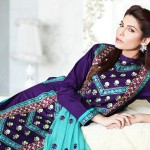 Nimsay Lawn Spring Summer Collection By Nimra Textiles